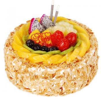 蛋糕 甜蜜一夏