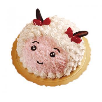 蛋糕 美羊羊