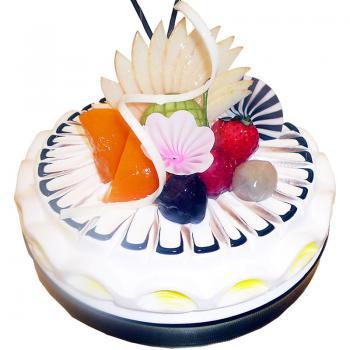 蛋糕 四季的祝福