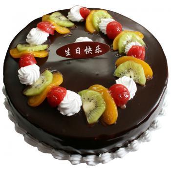 蛋糕 夜幕之光