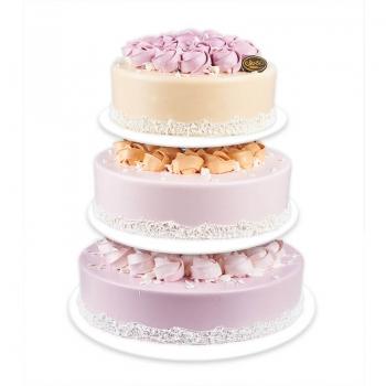 元祖|玫瑰热恋鲜奶蛋糕