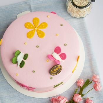 元祖|缤纷贝蒂鲜奶蛋糕