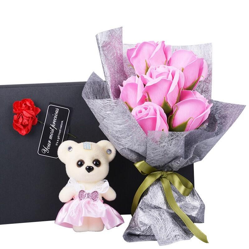 粉色 - X09546-2