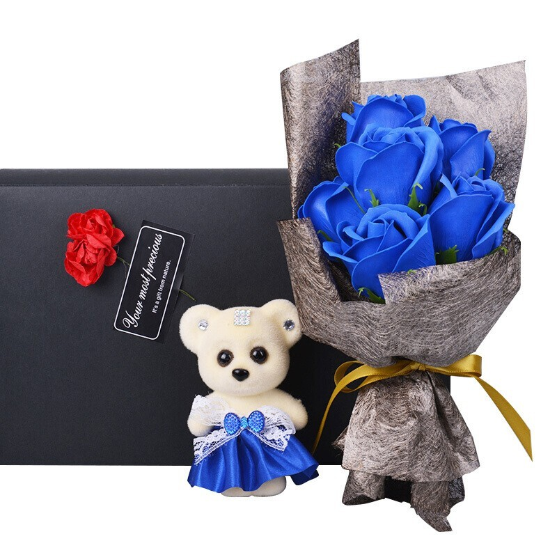 蓝色 - X09546-3